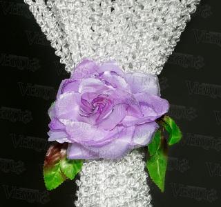 Заколка Цветок (2 шт)