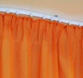 Карниз для штор PVC гибкий 3,5м
