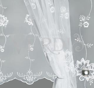 Органза вышивка Афродита