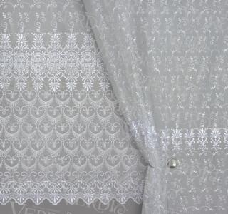 Сетка вышивка Беатриса
