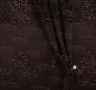 Портьера Софт с рисунком Наиля