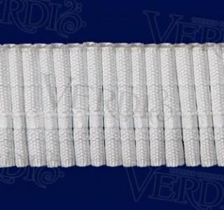 Тесьма С 22 х/б, ширина рулона 4 см, 2 нити, в бобине 100м