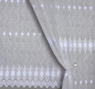 Сетка вышивка 81586