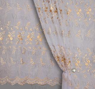 Сетка вышивка Эллария