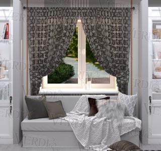 Комплект штор 'Эльфия'