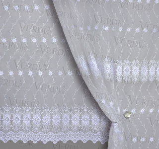 Сетка вышивка 81592