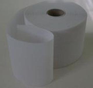 Люверсная термоклеевая лента хб 140 мм (премиум), 50,0 м/рул.