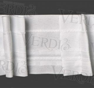 Тесьма С 152 х/б, ширина рулона 6 см, 2 нити, в бобине 50м