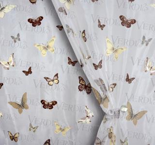 Органза бабочки