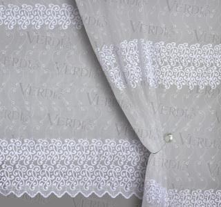 Сетка вышивка 80090