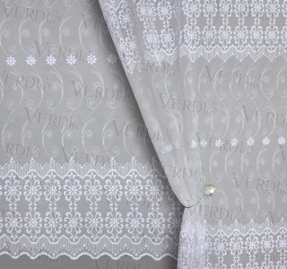 Сетка вышивка 10443