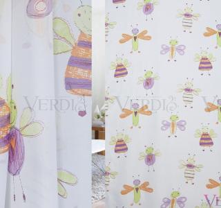 Вуаль печать Пчелиное семейство
