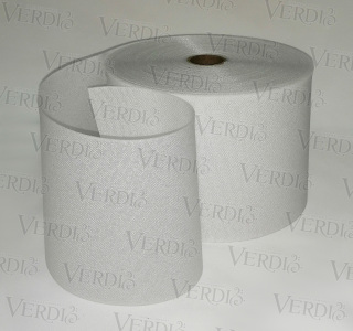 Люверсная термоклеевая двухсторонняя лента ш 120см 50 м/рул