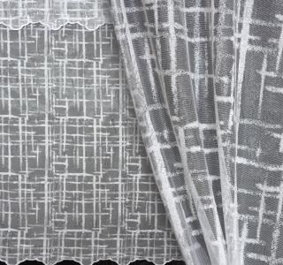 Сетка жаккард с блеском 97901 (280 см)