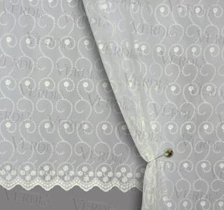Сетка вышивка 185