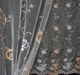 Органза вышивка Фриули