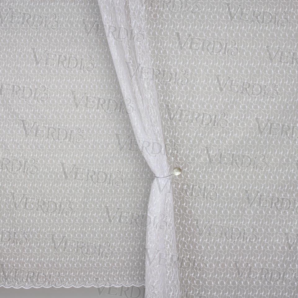 Сетка вышивка 8598