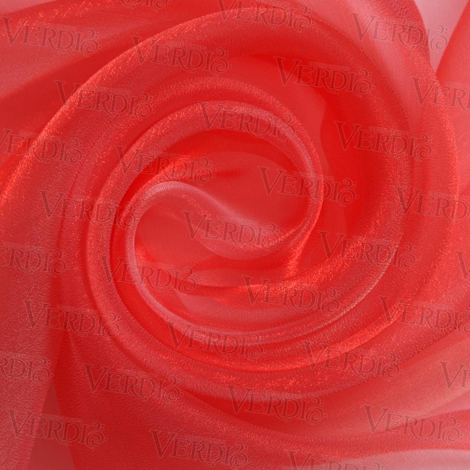 Органза однотонная Юлла