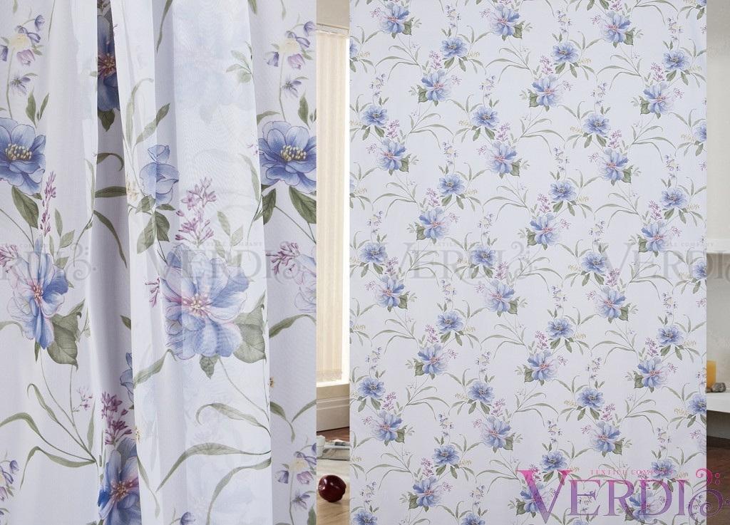 Вуаль печать цветок Медуница