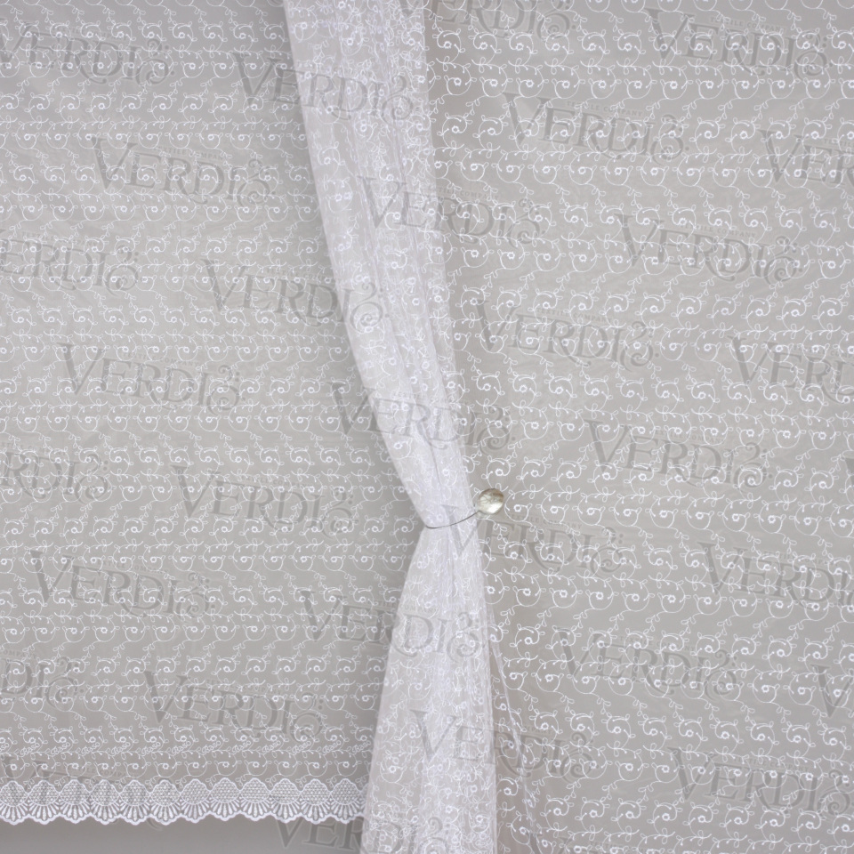 Сетка вышивка 8581